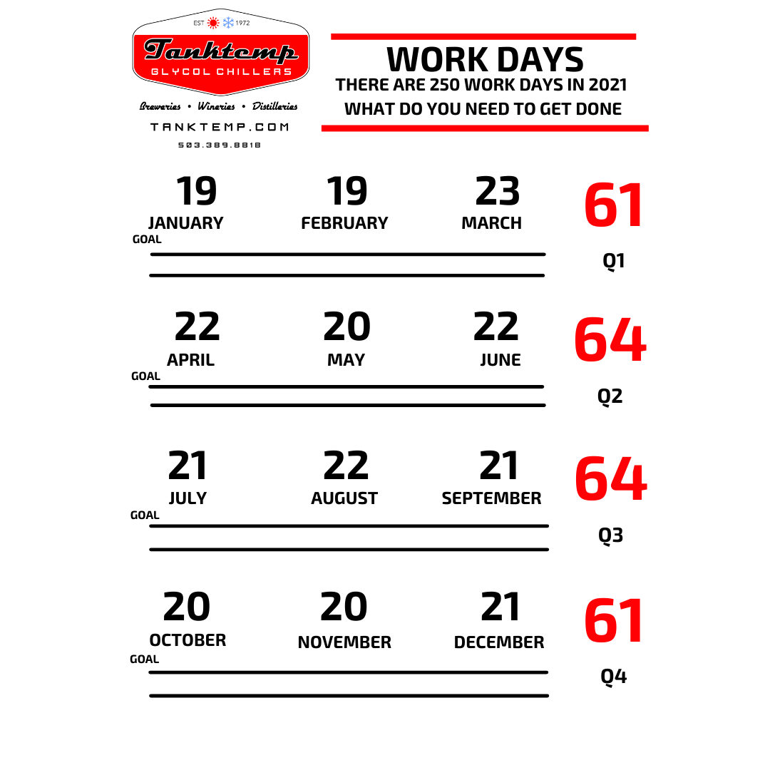 Copy of WORK DAYS